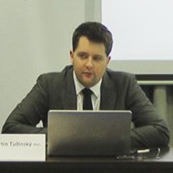 Ing. Mgr. Martin Tužinský, PhD.